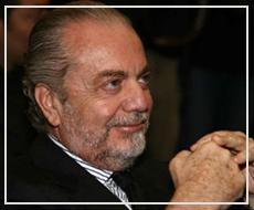 Де Лаурентис: «Наполи» должен зарекомендовать себя на международной арене»