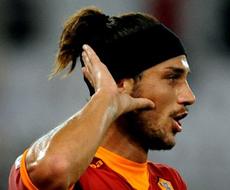 «Рома» упустила победу в матче с «Сиеной»