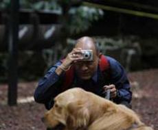 В Мексике действует школа фотографии для слепых