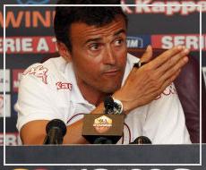 Энрике: «Моя судьба не зависит от матча с «Лацио»