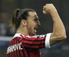 Ибрагимович и Боатенг приносят «Милану» победу над БАТЭ