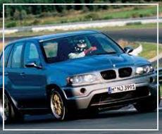 BMW X5 побивает 8-минутный рекорд