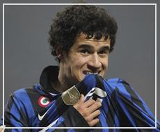 Коутиньо: «Хочу играть в «Интере» до конца своей карьеры»