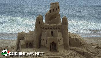 Замок из пескаl