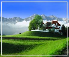 Австрия — отдых круглый год