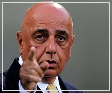Галлиани: «Милан» — самый серьезный соперник «Барселоны»