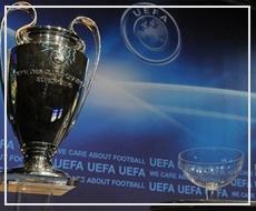 Определились все пары 1/8 финала Лиги чемпионов