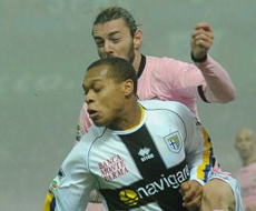 «Парма» и «Палермо» голов не забили