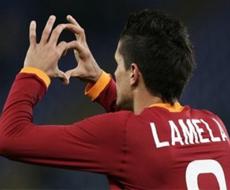 «Рома» вышла в четвертьфинал Кубка Италии
