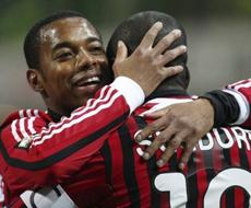 «Милан» громит «Лацио» и выходит в полуфинал Кубка Италии