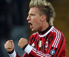 «Милан» обыгрывает «Удинезе»